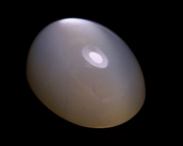 16.68ct Natural White MoonStone Cabochon Lot V7278