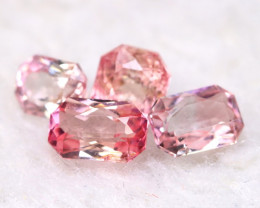 Tourmaline 2.18Ct Natural Pink Color Tourmaline E2202