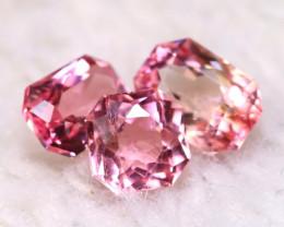 Tourmaline 2.46Ct Natural Pink Color Tourmaline E2203