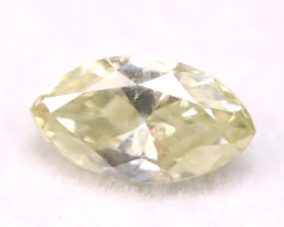 0.10Ct 5.30mm Natural Fancy Champagne Diamond C2115