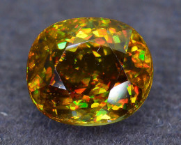 Rare AAA Fire 2.29 ct Sphene Sku-51
