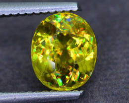 Rare AAA Fire 2.34 ct Sphene Sku-51