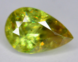 AAA Sparking 1.70 ct Mezmarizing Dispersion  Sphene