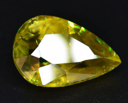 AAA Sparking 1.80 ct Mezmarizing Dispersion  Sphene