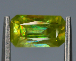 AAA Sparking 1.60 ct Mezmarizing Dispersion  Sphene