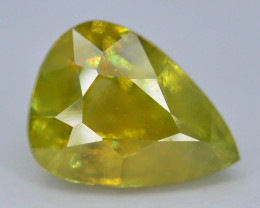 AAA Sparking 3.85 ct Mezmarizing Dispersion  Sphene