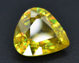 AAA Sparking 1.75 ct Mezmarizing Dispersion  Sphene