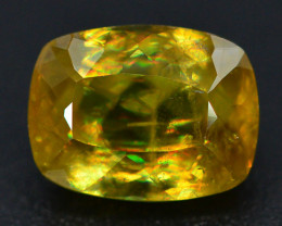 AAA Sparking 1.65 ct Mezmarizing Dispersion  Sphene