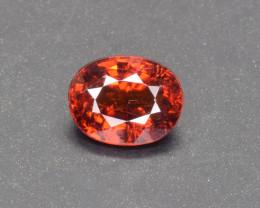Natural Spessertite Garnet 0.85 Cts