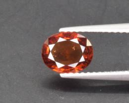 Natural Spessertite Garnet 1.27Cts