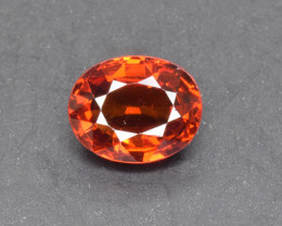 Natural Spessertite Garnet 1.40 Cts