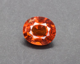 Natural Spessertite Garnet 1.52 Cts