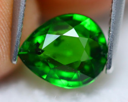 Tsavorite 1.58Ct Natural Intense Vivid Green Color Tsavorite Garnet B2206