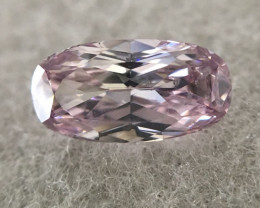 GIA Cushion 0.36 ct Natural Fancy Intense Pink Purple Loose Diamond SI2