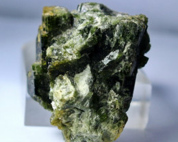 274 CT Natural & Unheated Green Epidot Specimen