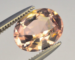 Top Quality 1.95 ct Baby Pink Tourmaline