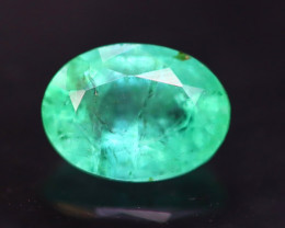 1.06ct Natural Colombia Emerald Oval Cut Lot GW5271