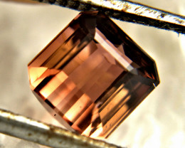 2.52 Carat Fiery Orange VS Tourmaline - Gorgeous