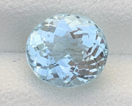 1.93 Carats Aquamarine Gemstones