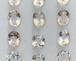 35.98 Carats Topaz Gemstones Parcels