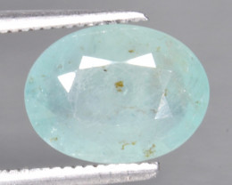 2.45 Ct World Rarest Grandidierite Top Quality Gemstone. GD 63