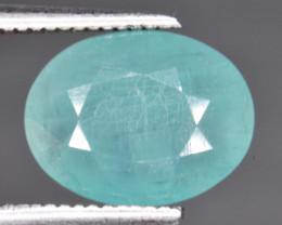 2.59 Ct World Rarest Grandidierite Top Quality Gemstone. GD 69
