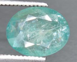 1.84 Ct World Rarest Grandidierite Top Quality Gemstone. GD 71