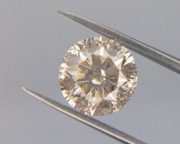 1.16 cts , Round Natural Diamond , BIG Diamond for Jewelry