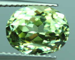 3.27 CT 10X8  MM EXCELLENT CUT !! TOP QUALITY NATURAL SILLIMANITE  - SL211