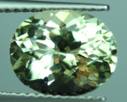 3.21 CT 10X8  MM EXCELLENT CUT !! TOP QUALITY NATURAL SILLIMANITE  - SL215