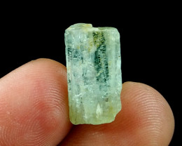 11.30 CT Natural - Unheated Aquamarine Crystal Rough