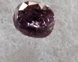 NATURAL-INTENSE PURPLE DIAMOND, 0.17CTWSIZE -1PCS,NR