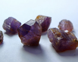 55.00 CT Natural & Unheated Purple Scapolite Crystal