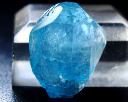 63 CT  Natural Blue Topaz Rough Crystal