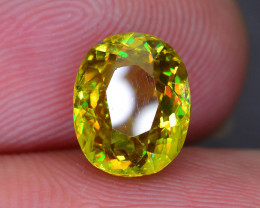 Rare AAA Fire 2.32 ct Sphene Sku-51