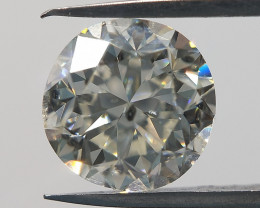 IGI Certified Diamonds , Rare Natural Diamond , 1.01 cts