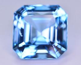 Stunning 13.30 Ct Natural Blue Topaz Gemstone
