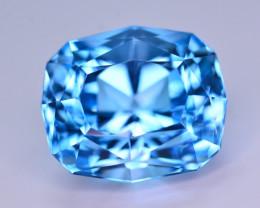 Stunning 19.55 Ct Natural Blue Topaz Gemstone
