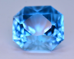 Stunning 13.45 Ct Natural Blue Topaz Gemstone