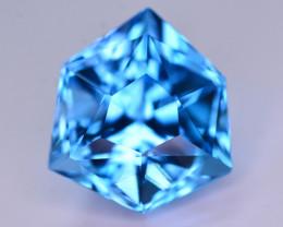 Stunning 16.20 Ct Natural Blue Topaz Gemstone