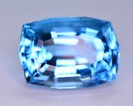 Stunning 18.55 Ct Natural Blue Topaz Gemstone