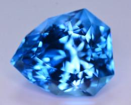 Stunning 51 Ct Natural Blue Topaz Gemstone