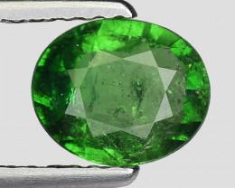 0.93 Ct Chrome Tourmaline Good Quality Gemstone. CTM 01