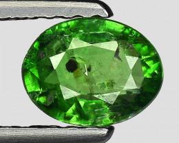0.55 Ct Chrome Tourmaline Good Quality Gemstone. CTM 05