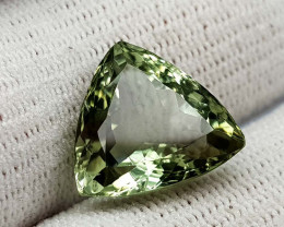 9CT GREEN PRASOLITE TOP COLOR BEST QUALITY GEMSTONE IIGC98