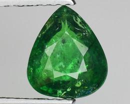 1.65 Ct Tsavorite Garnet Sparkling Luster Gemstone TS 102