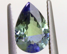 2.05- CTS TANZANITE  FACETED GEMSTONE  RNG-23