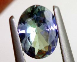 1.00  CTS  TANZANITE  FACETED GEMSTONE  RNG-32