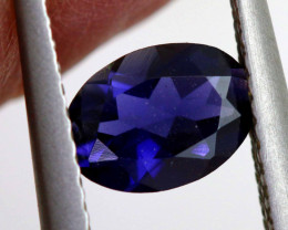 0.50 -CTS TANZANITE FACETED  GEMSTONE  RNG-96
