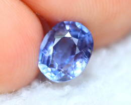 Spinel 0.96Ct Natural Cobalt Blue Spinel D2510
